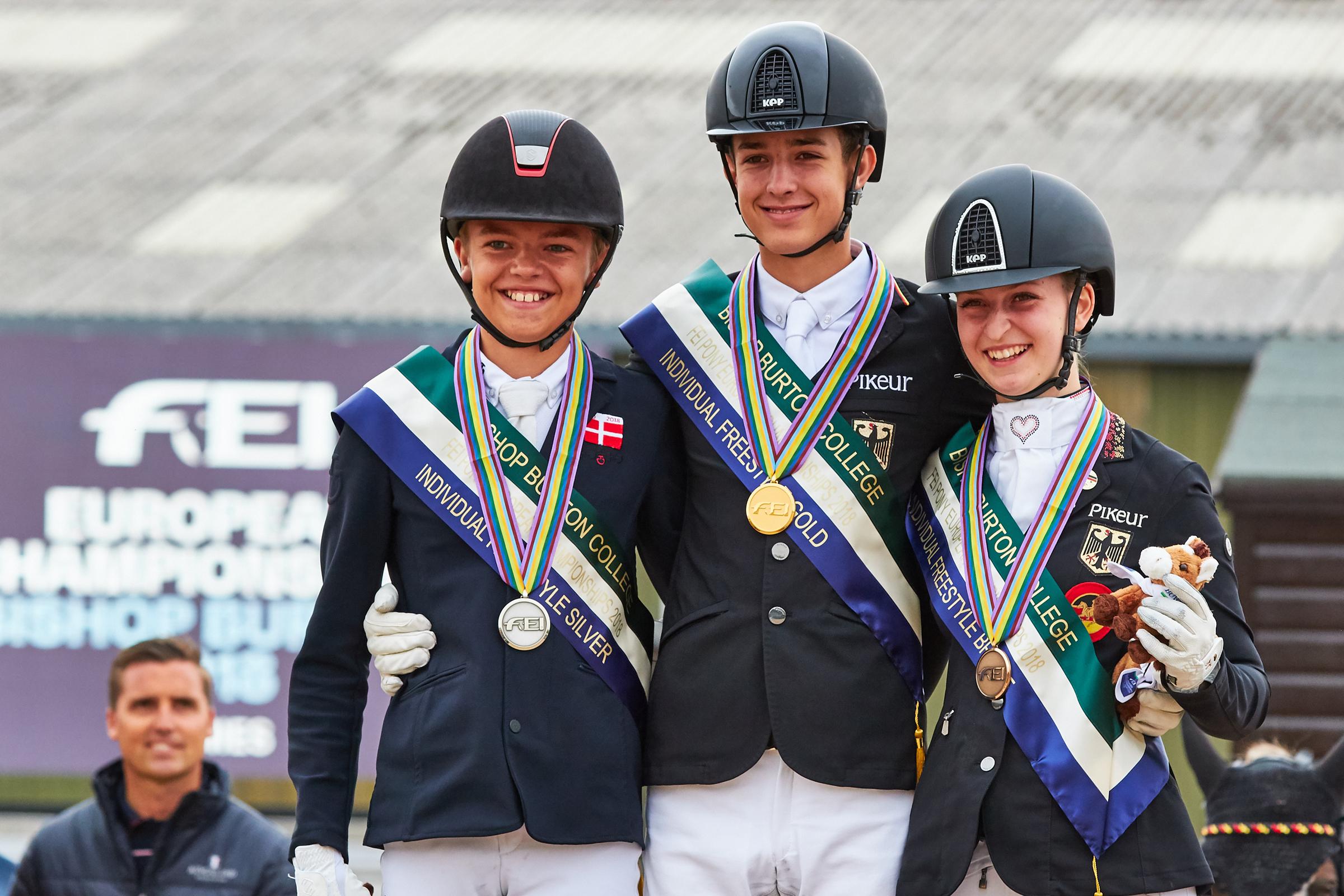 Meja Karlsson SweFei European Championships