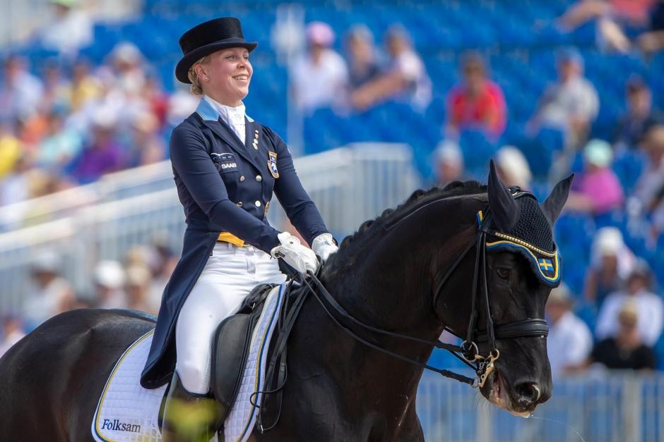 Therese Nilshagen kürtvåa – Sverige tog hem andraplatsen