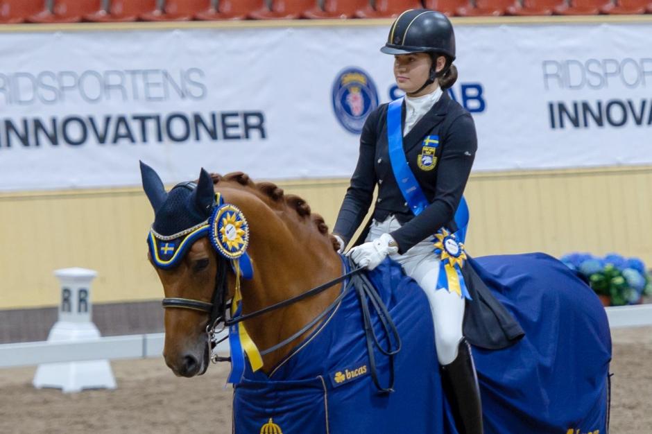 Felicia Olofsson vann juniorernas kür