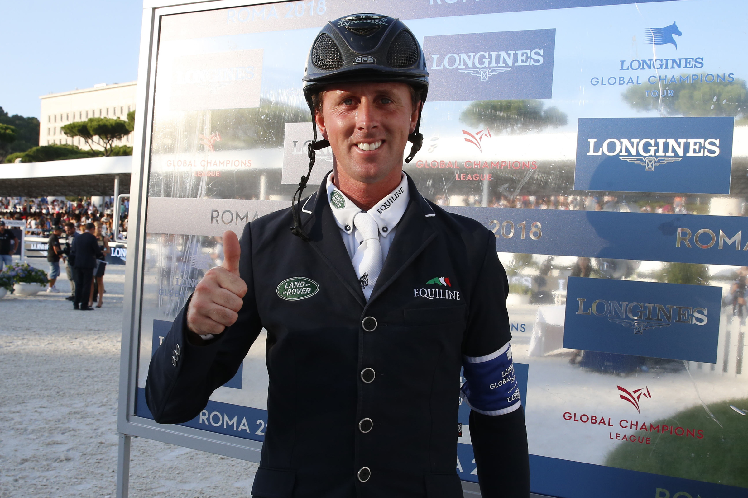 Ben Maher Triumphs In The Lgct Grand Prix Of Rome