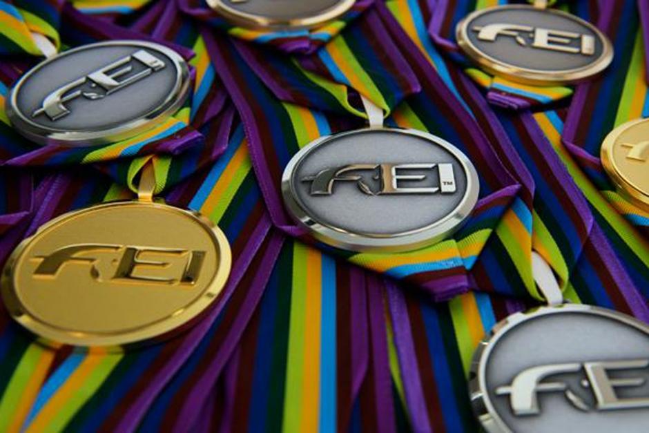 Håll koll: Inställda tävlingar under söndagen på VM i Tryon