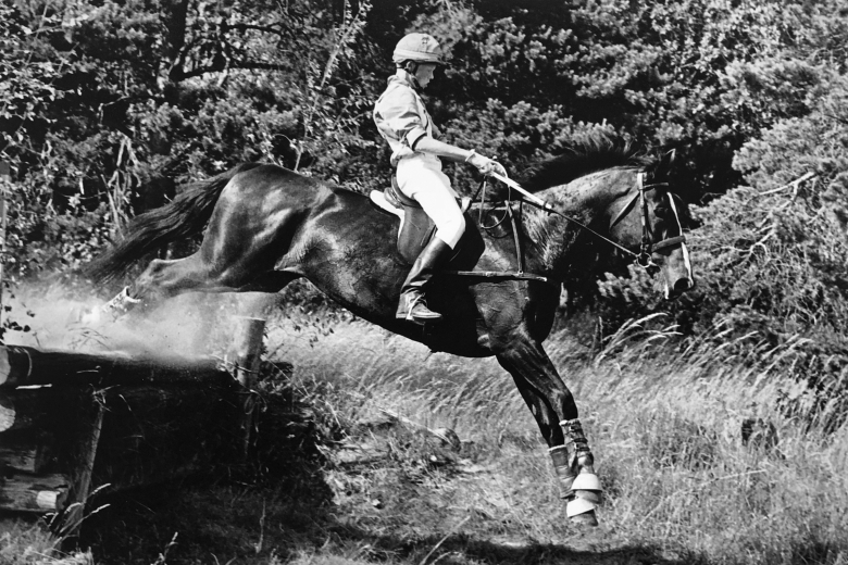 Fredrik Jönsson På IsoldeVann Jsm I Fälttävlan 1988Foto: Krister Lindh