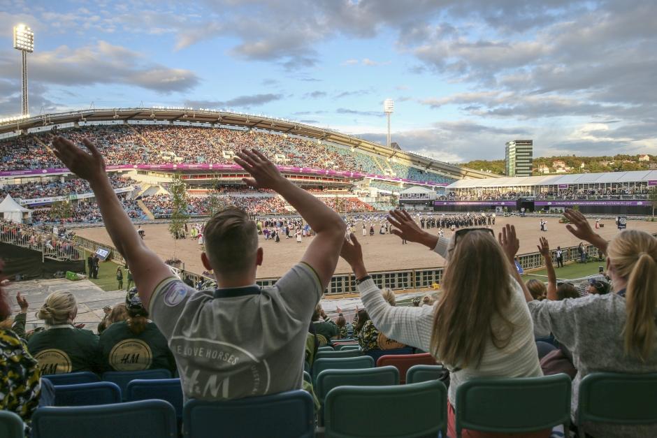 Efter EM i Göteborg: 450 000 kronor i böter