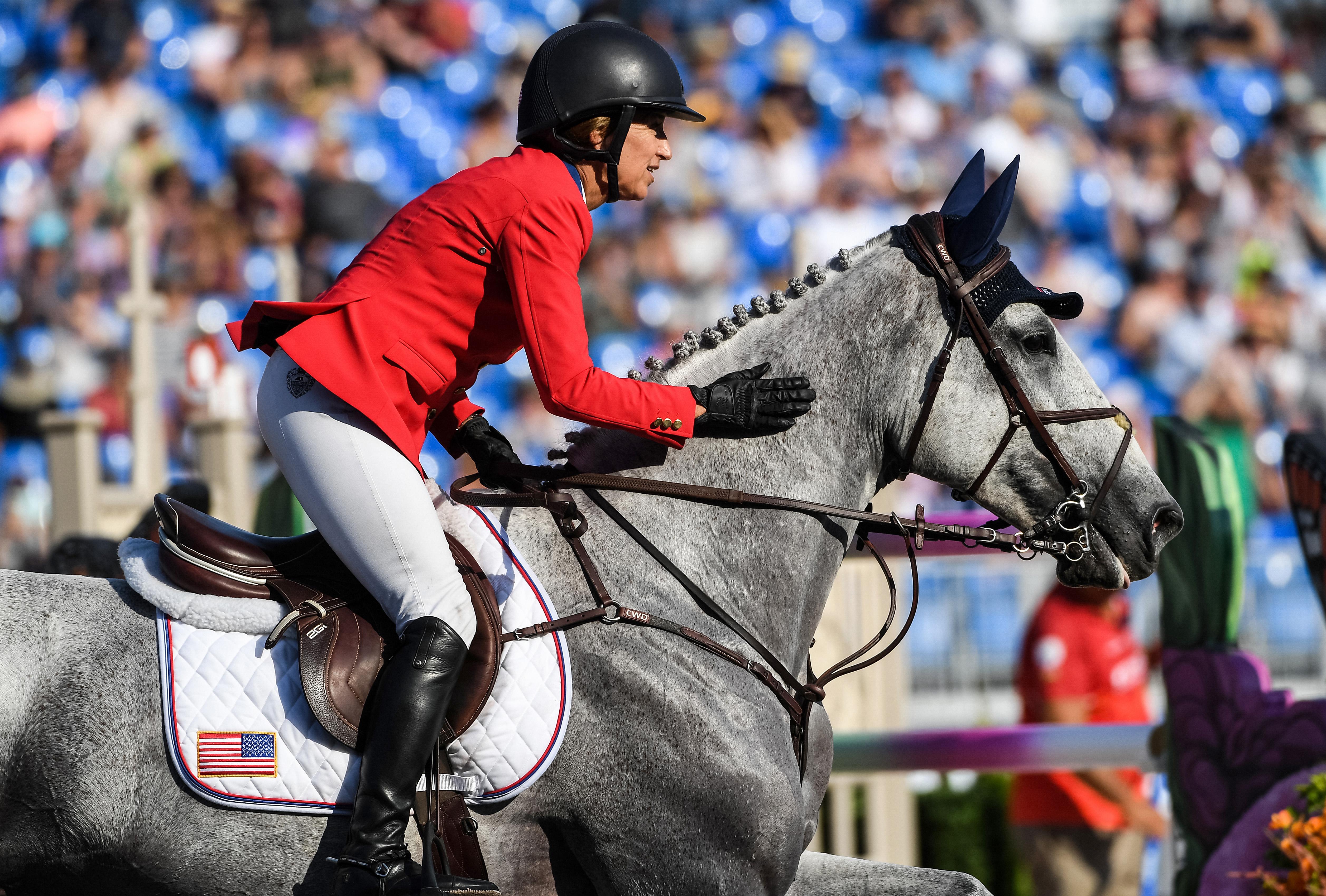 Fei World Equestrian Gamesª Tryon Usa