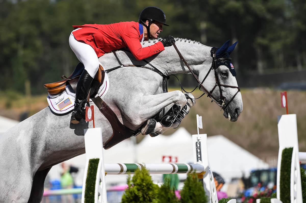 Fei World Equestrian Games™ Tryon Usa