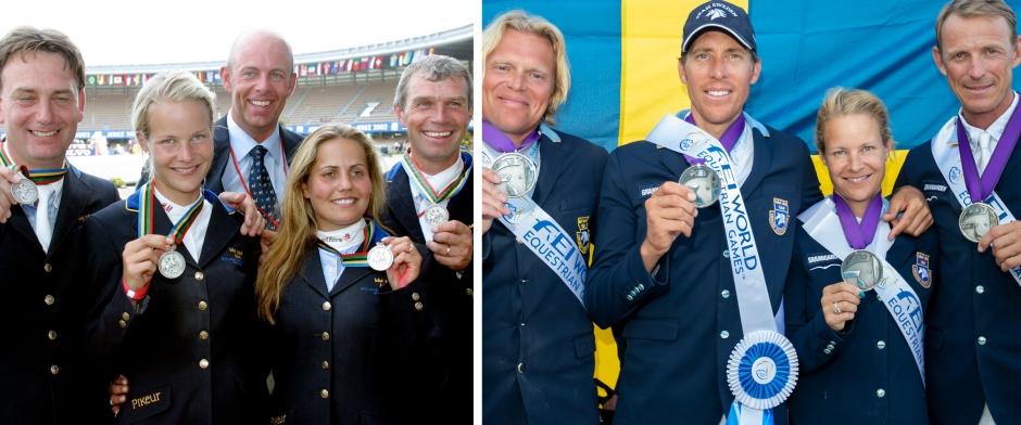 Malin dubbel VM-medaljör – häng med tillbaka till silverlyckan 2002