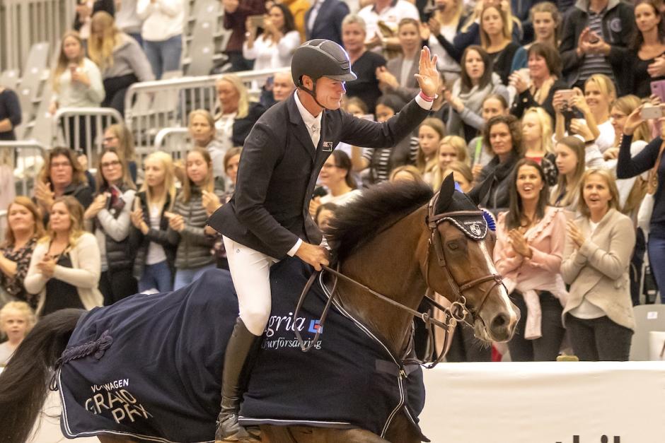 Från bredd till topp – nu är Jönköping Horse Show igång