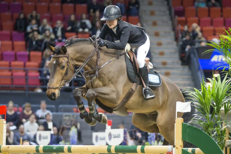 Irma Karlsson åtta i världscupen