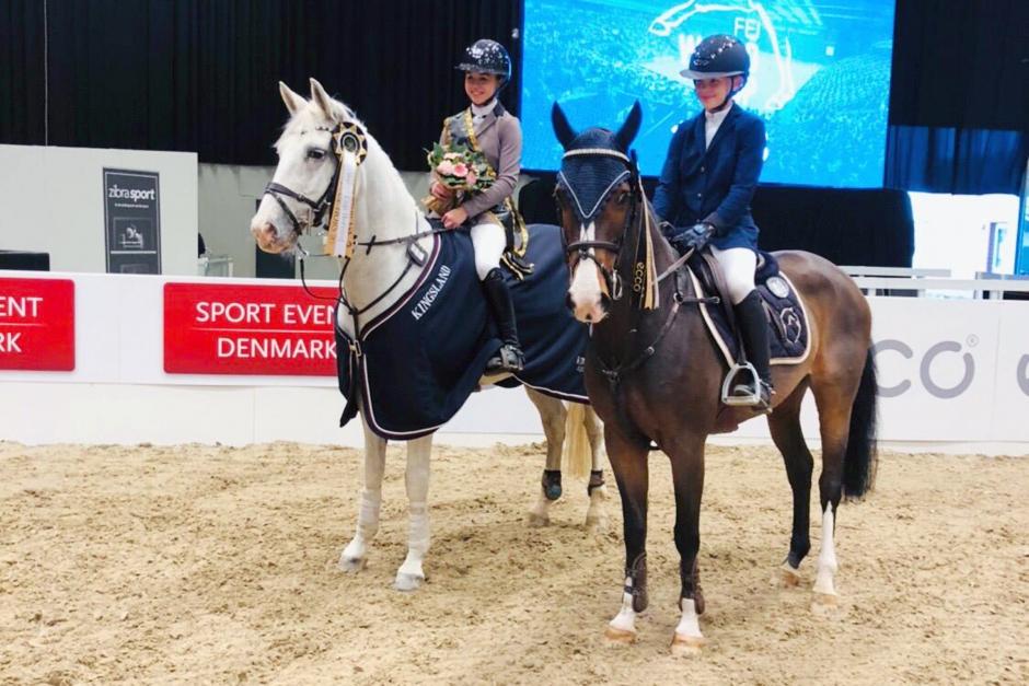 Svenska ryttare i internationell GP-topp med nya ponnyer