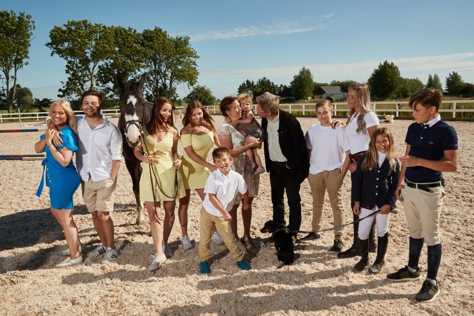 Klart med ny säsong av Familjen Hammarström
