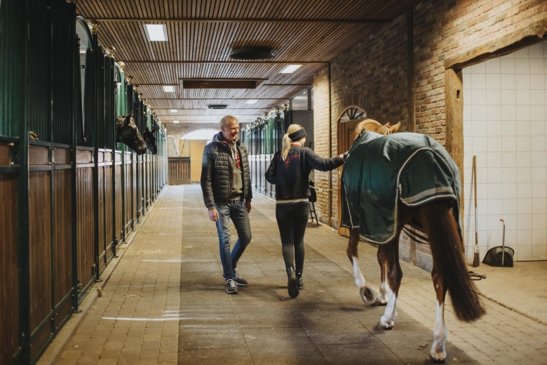 Tullstorp 2018-10-09I StalletFoto: Lotta Brundin Gyllensten/lottapictures