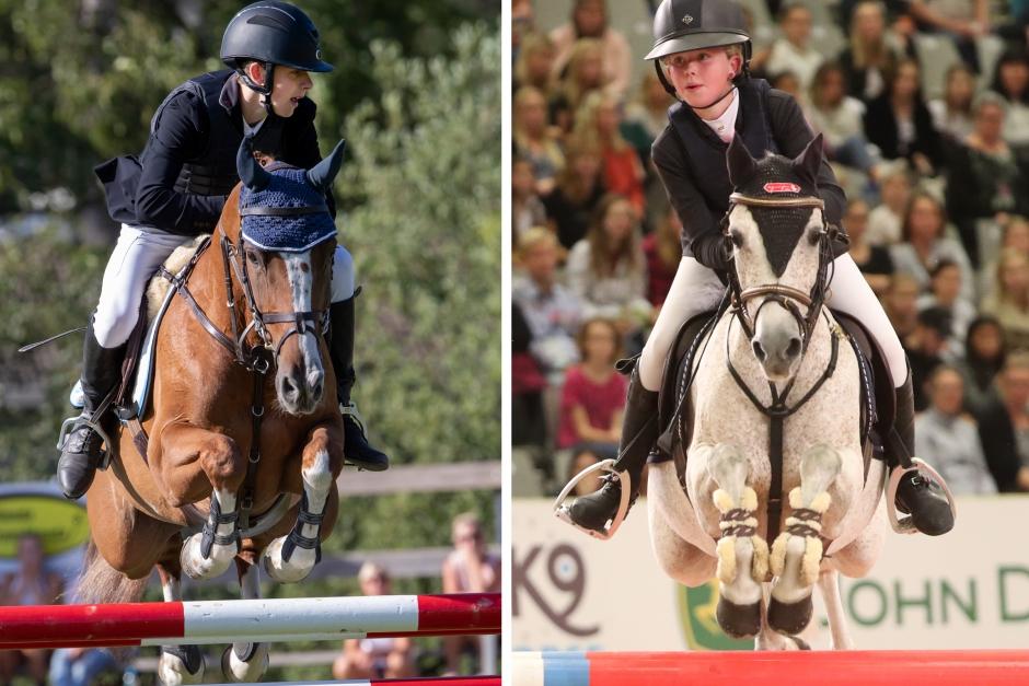 Säker SM-vinnare och oslagbar Linn Arvidsson toppade i Båstad