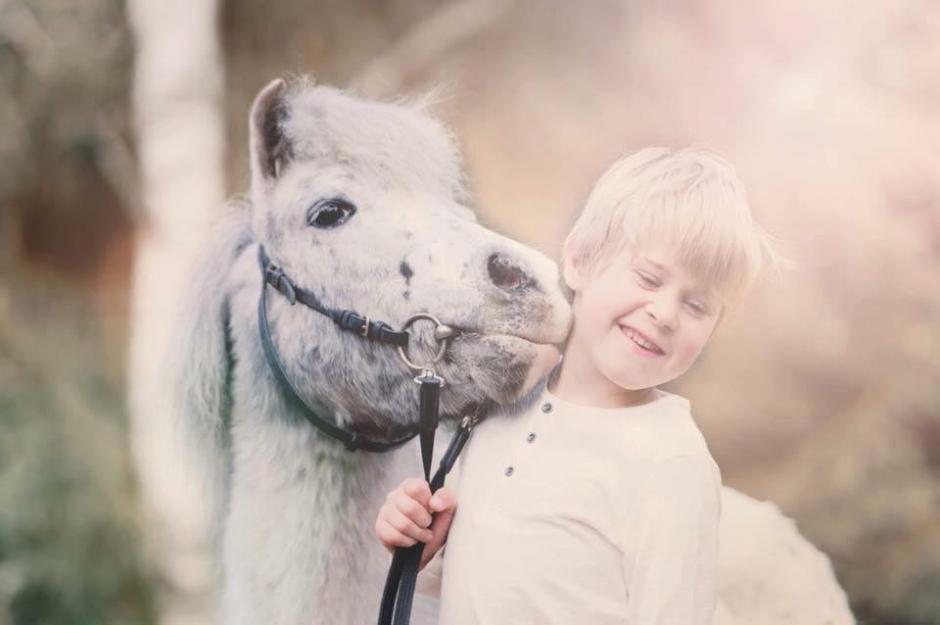 "Ponnypappan: ""Min älskade pojke"""