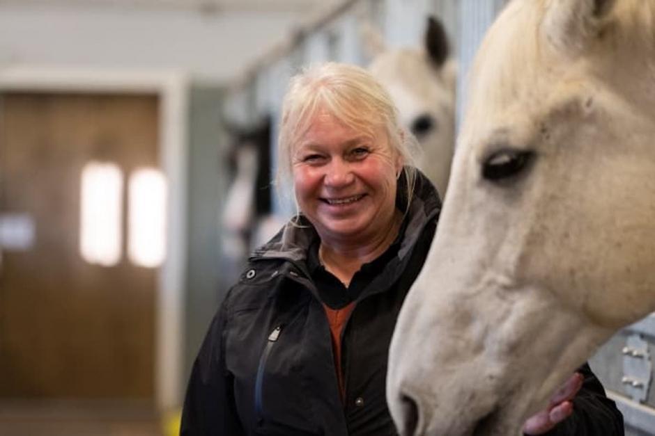 Små hästar gör stor nytta hos Årets ridskola