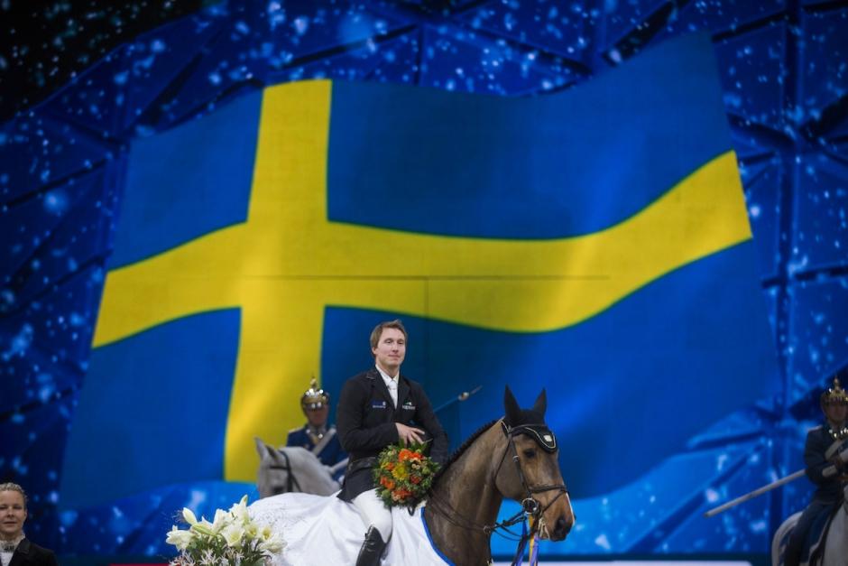 Tre hoppryttare kompletterar svenska truppen