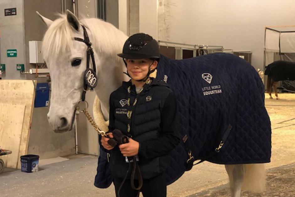 """Ebba Danielsson: """"Todde"""" har en räv bakom örat"""""""