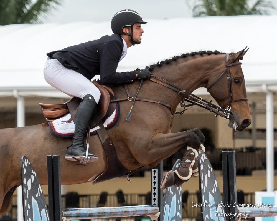 OS-ryttares hästar beslagtagna av FBI