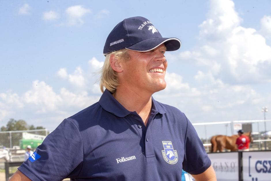 Fredrik Jönsson håller clinic