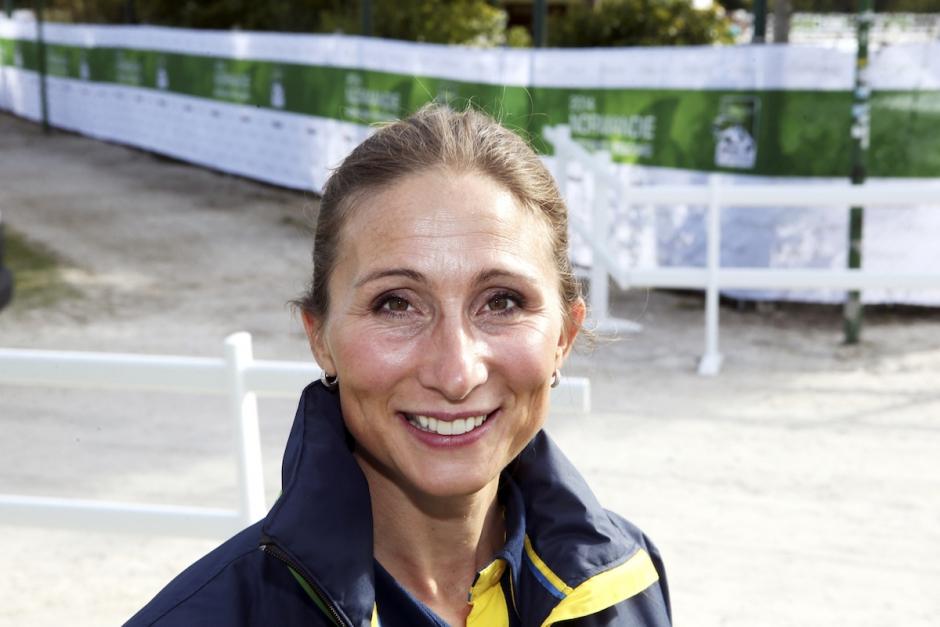 Minna Telde GP-placerad i Danmark