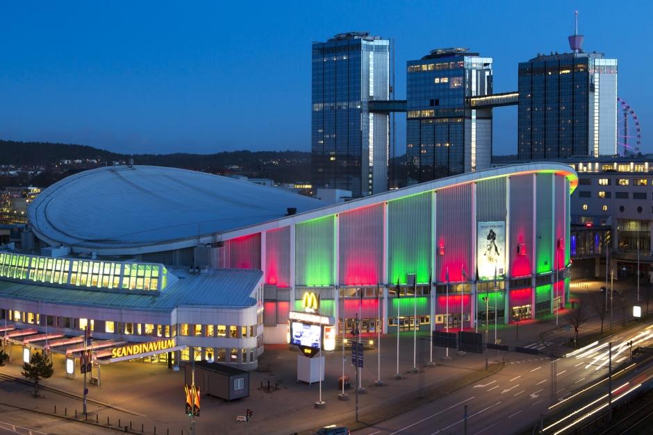 Guide till Gothenburg Horse Show