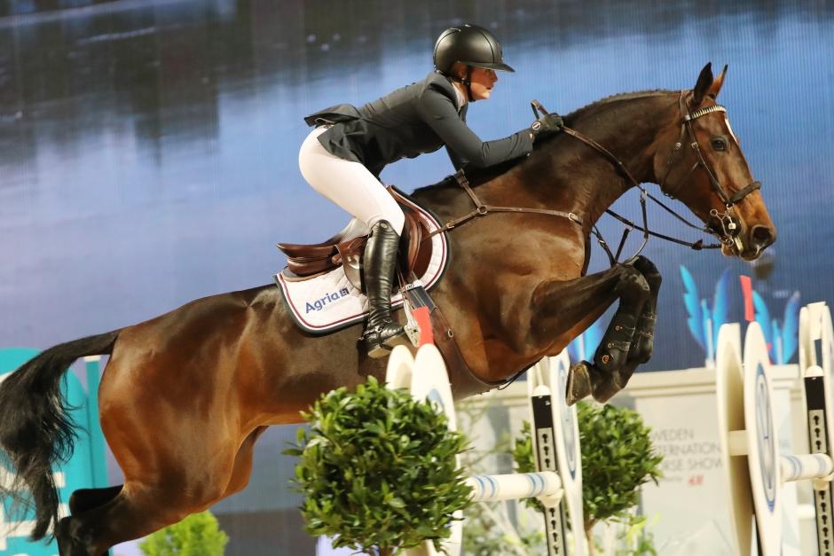 Stephanie och Sparven på hugget i Mechelens Grand Prix