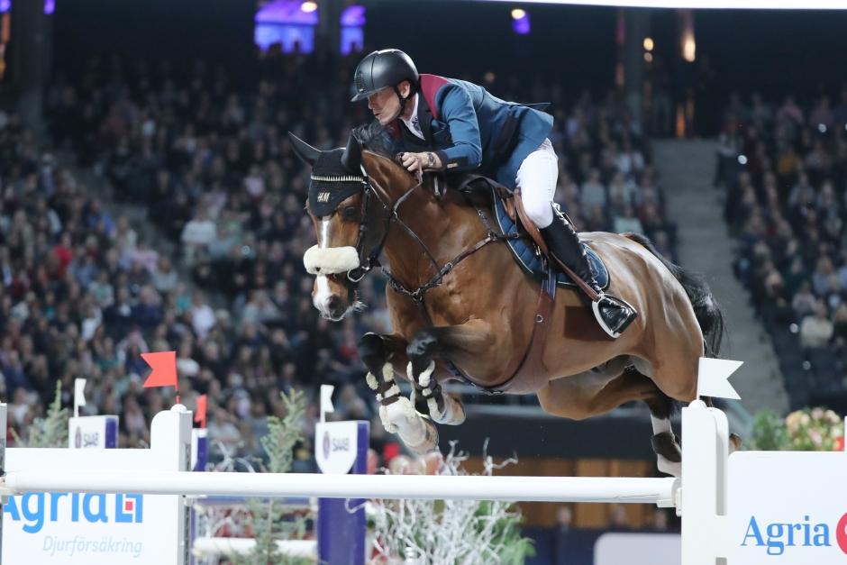 Peder och Hansson WL 1,50-placerade på stortävling