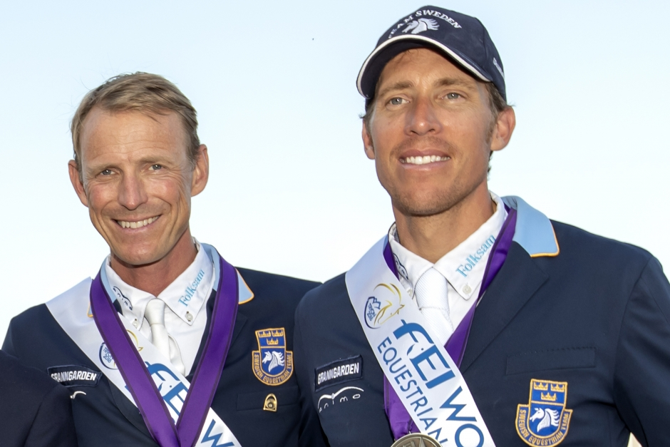 Två svenskar placerade i Olympias Grand Prix