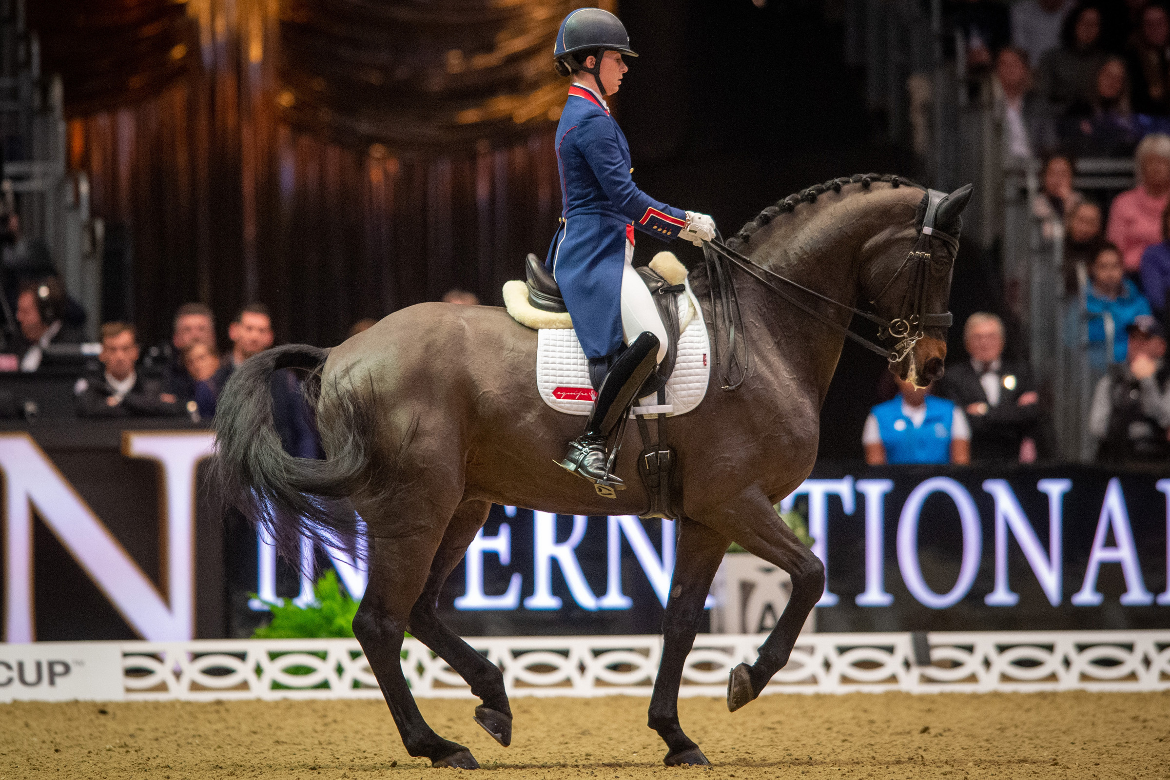 Olympia, The London International Horse Show 2018