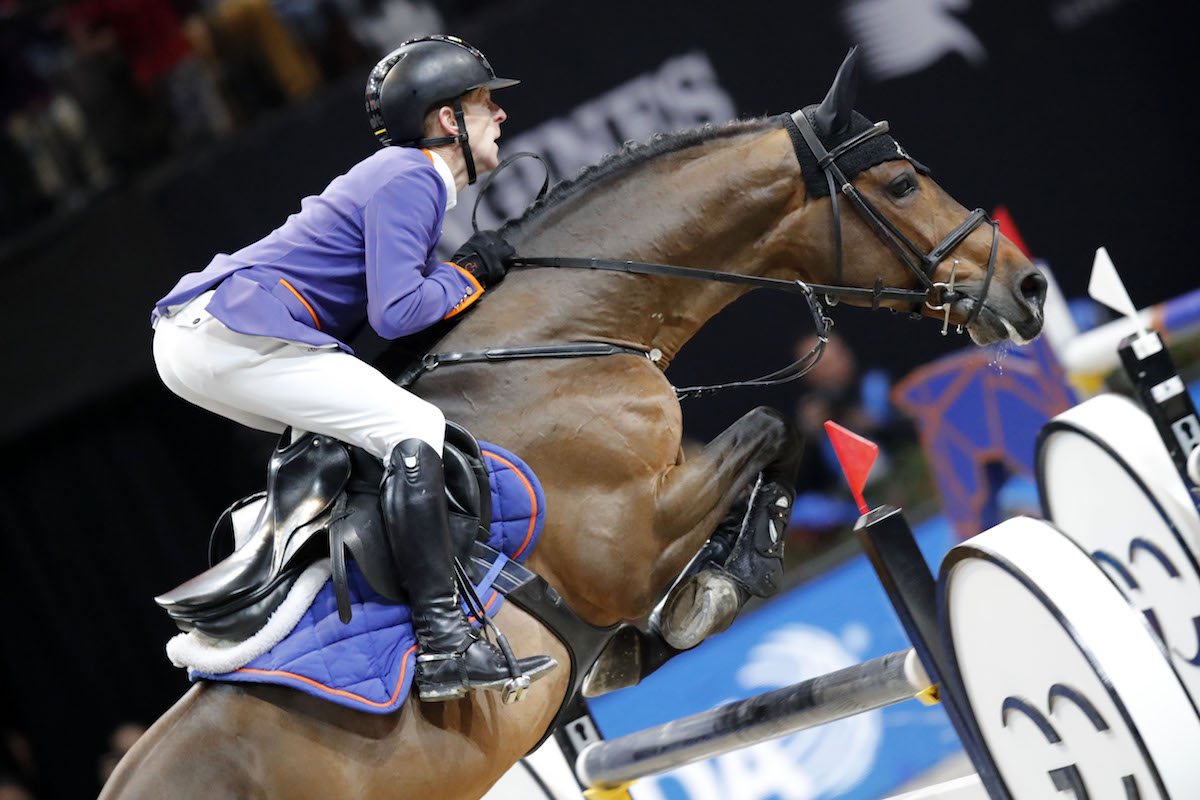 Team Valkenswaard United - Marcus Ehning (ger) On Comme Il Faut