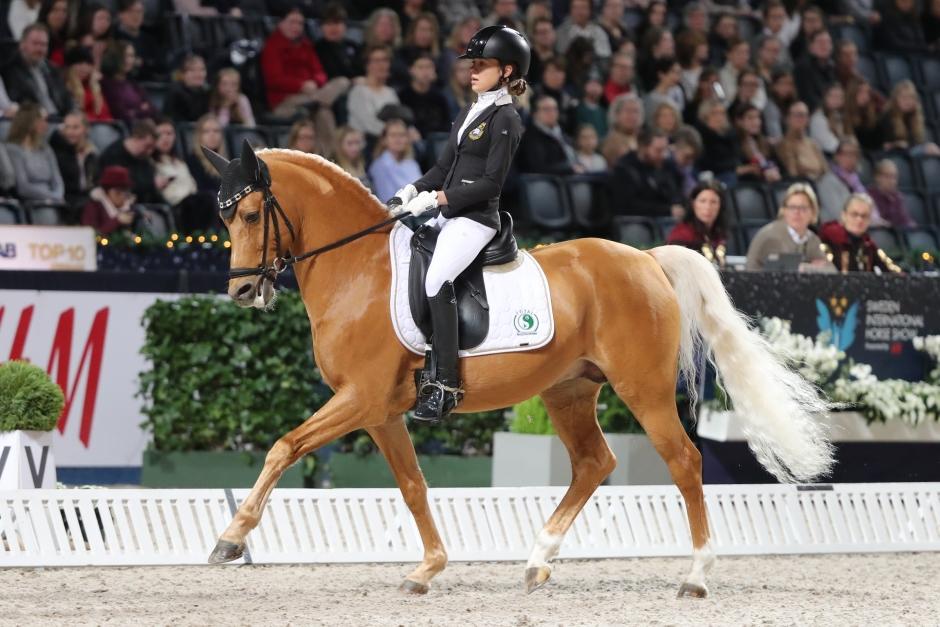Emilia Bergåkra vinnare och Falsterbokvalad