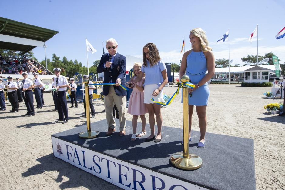 Inskickad intresseanmälan: Falsterbo stöttas av förbundet i VM-planerna