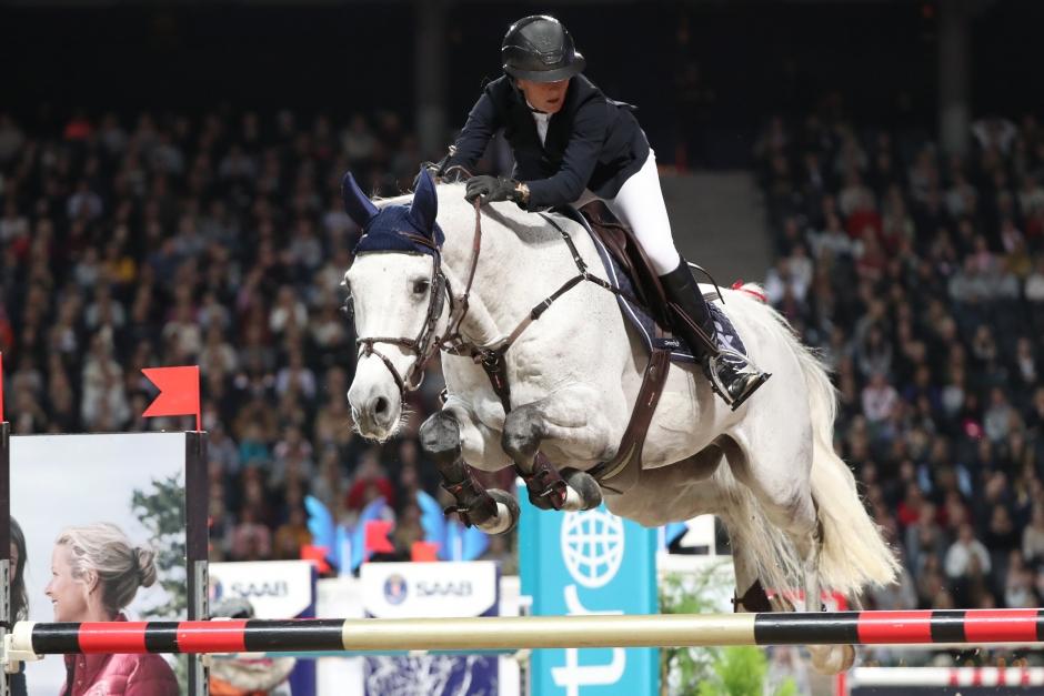 Petronella Andersson vinnare i Belgien