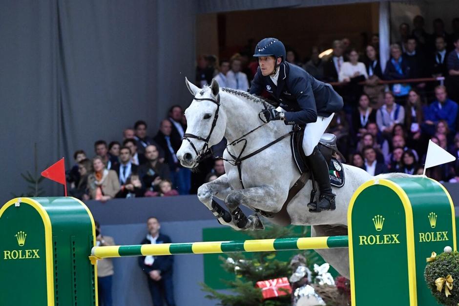 Henrik på silverplats i drömtävlingen