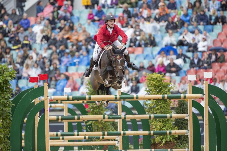 VM-ekipage splittrat – häst såld till USA