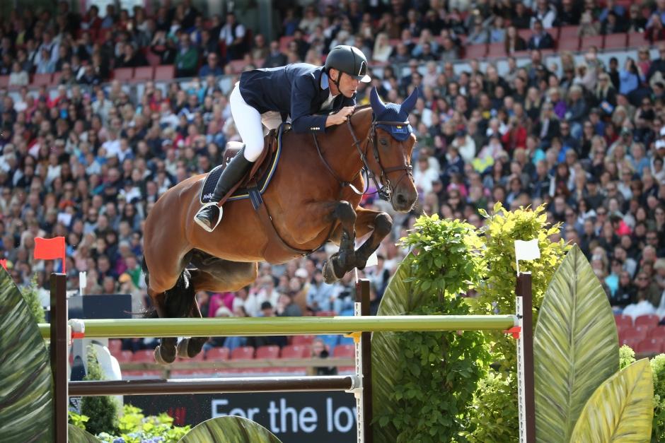 Peders hästplaner inför världscupfinalen