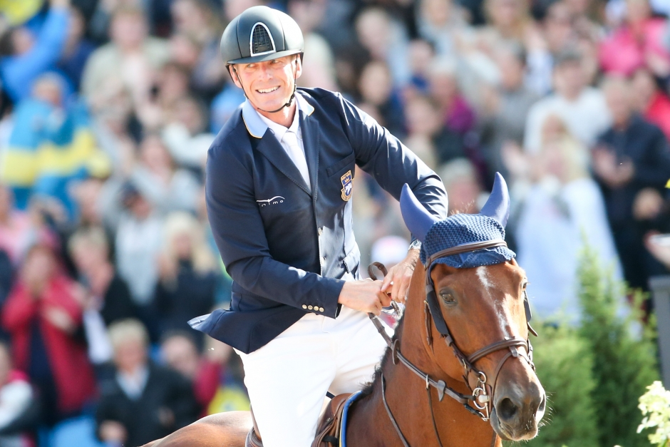 Peder tia och miljondubbel för Ehning i Rolex Grand Prix