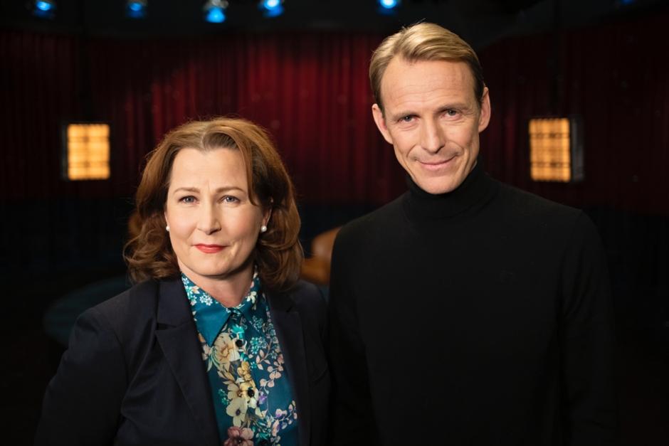 En timme Peder i SVT:s intervjuprogram