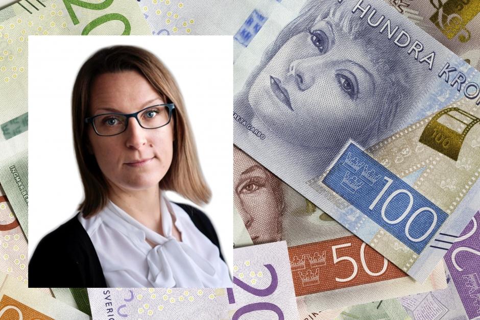 """Kajsa Kettil: """"Så får vi företagen att sponsra jämställt"""""""