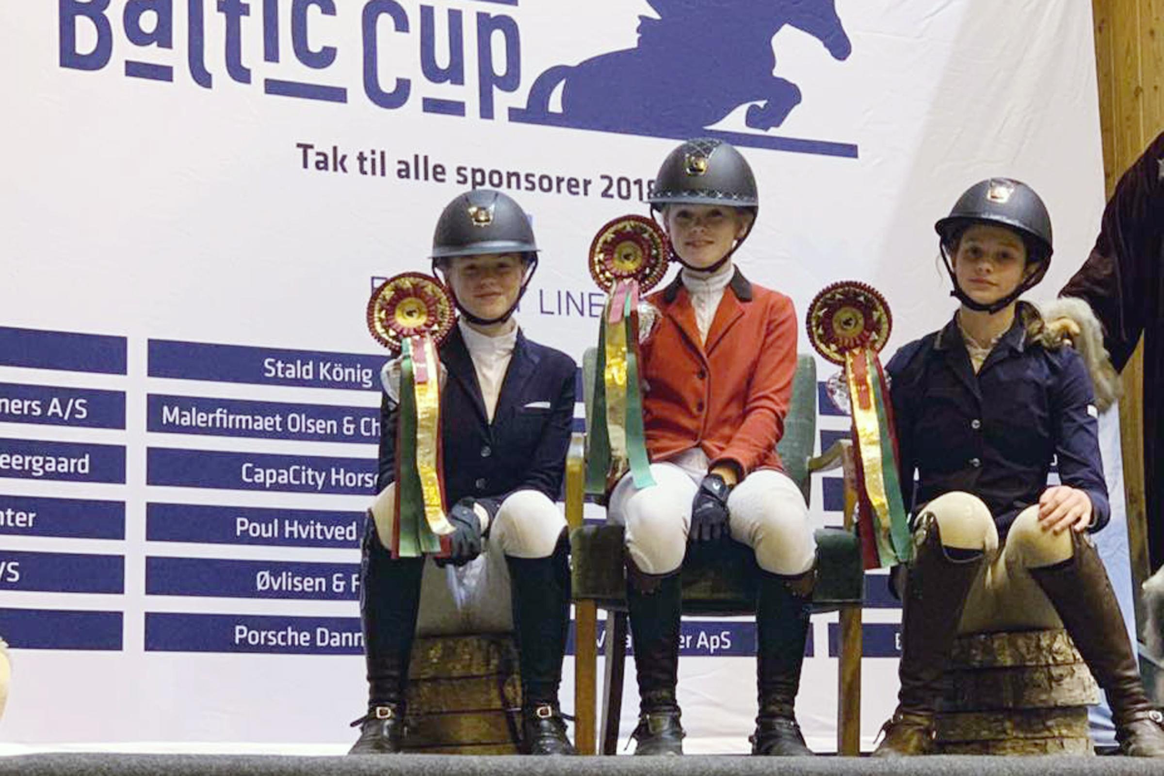 Vinderne Af Holdkonkurrencen For Hold Blev Sverige