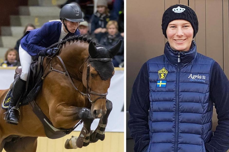 Linn Hörnvall lämnar Hästak och satsar på egen verksamhet