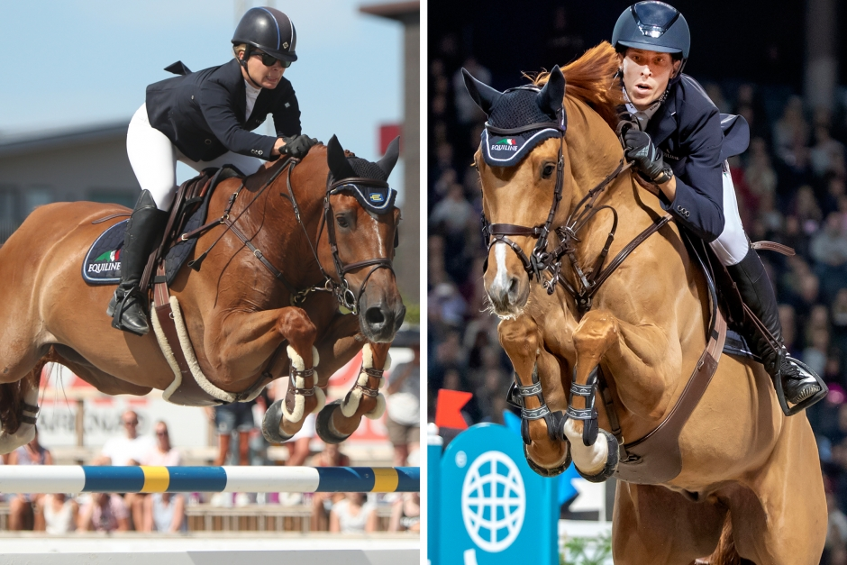 Dubbla svenska världscupplaceringar i Dubai