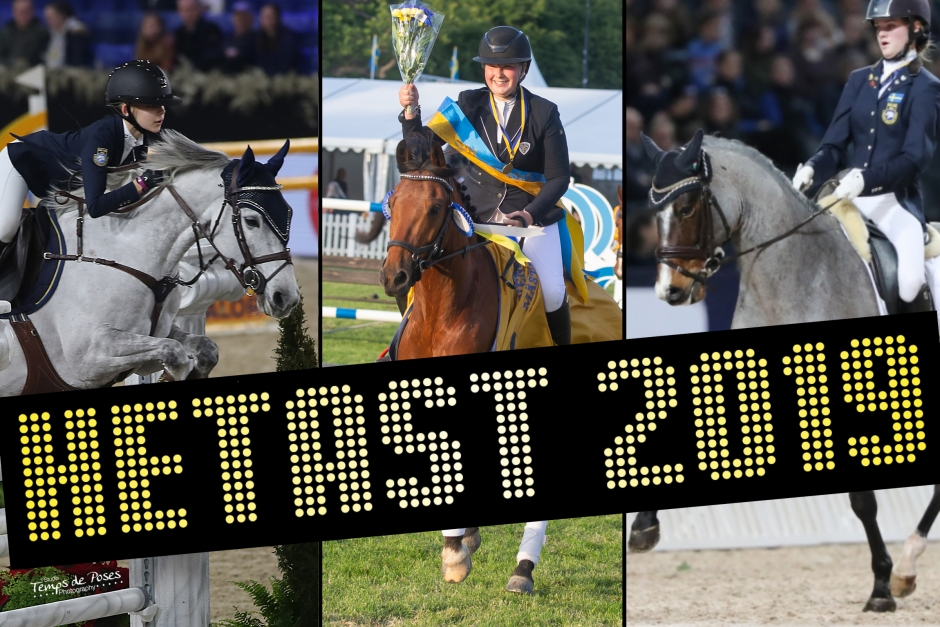 Ridsport listar: Hetaste ponnyryttarna 2019
