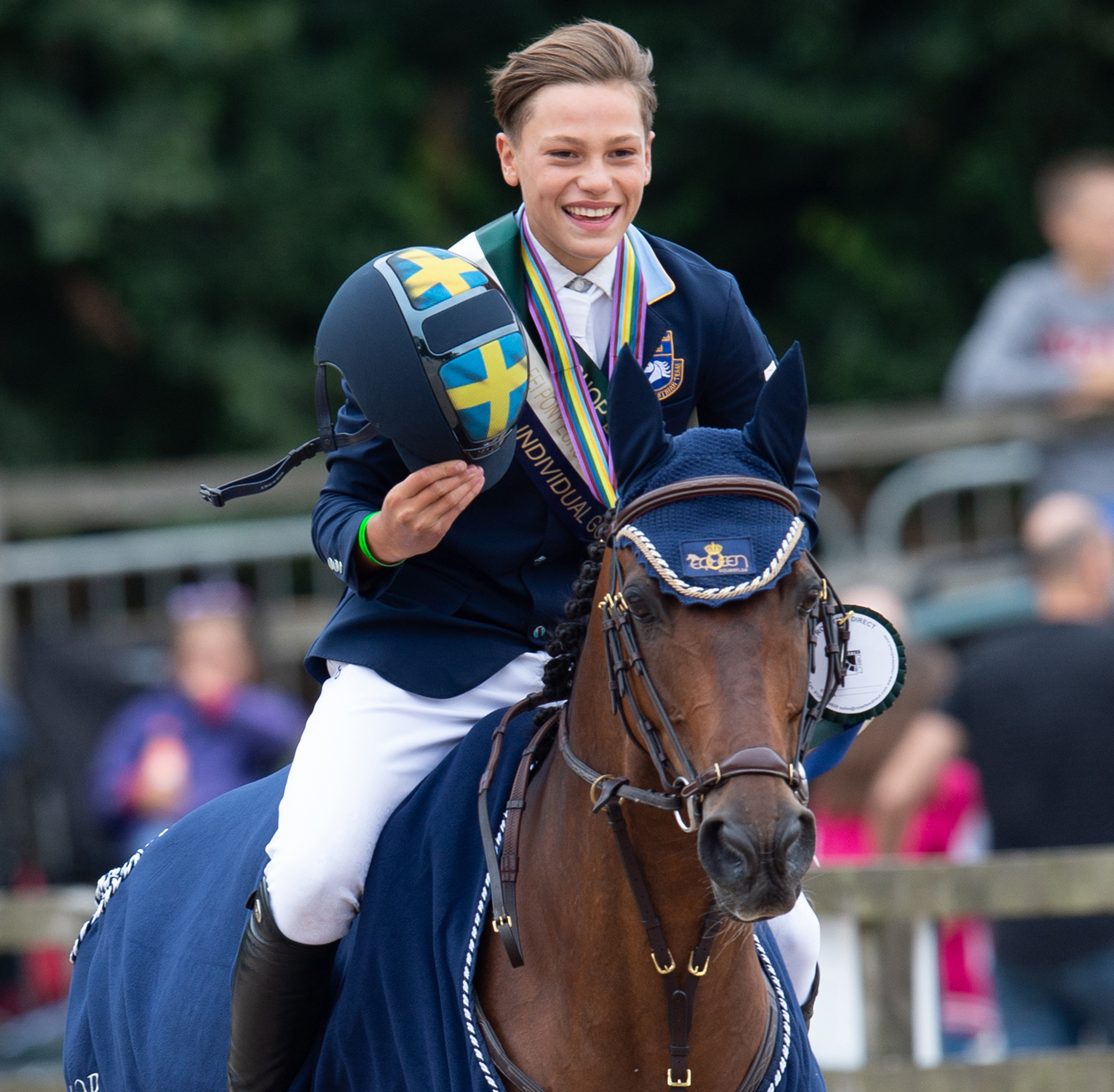 Fei Pony European Championships 2018 - Bishop Burton College