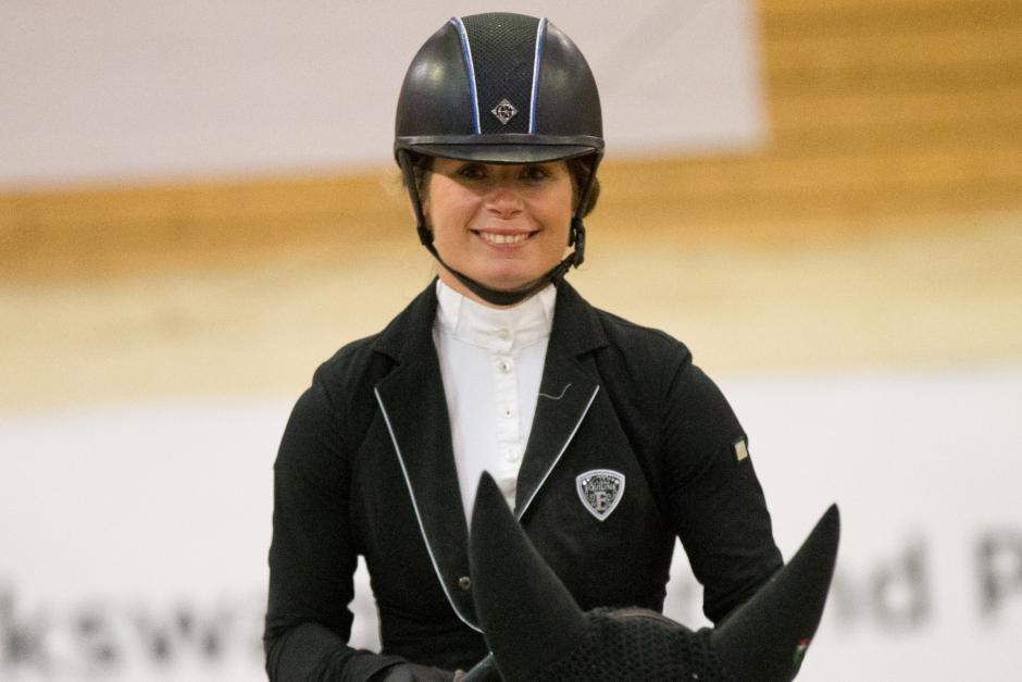Linda Heed GP-vinnare i Portugal
