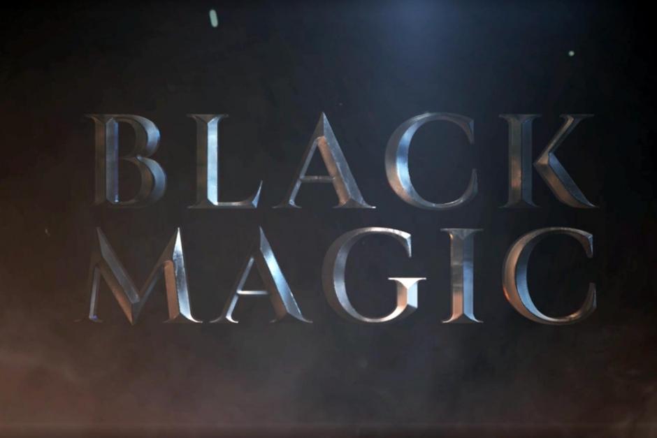 Black Magic – se showen med Totilas här