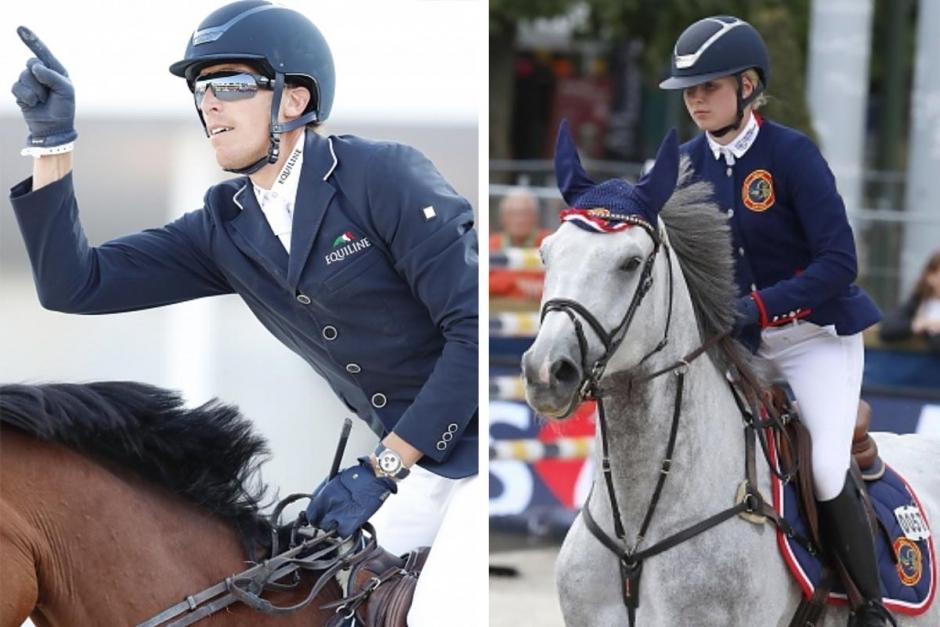 Dags för GCT-premiär – Evelina och Henrik rider i Doha