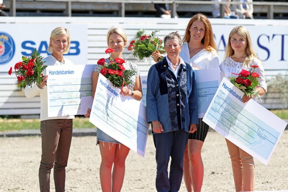 Ullas Ajax-stipendium utökas med rejäl slant