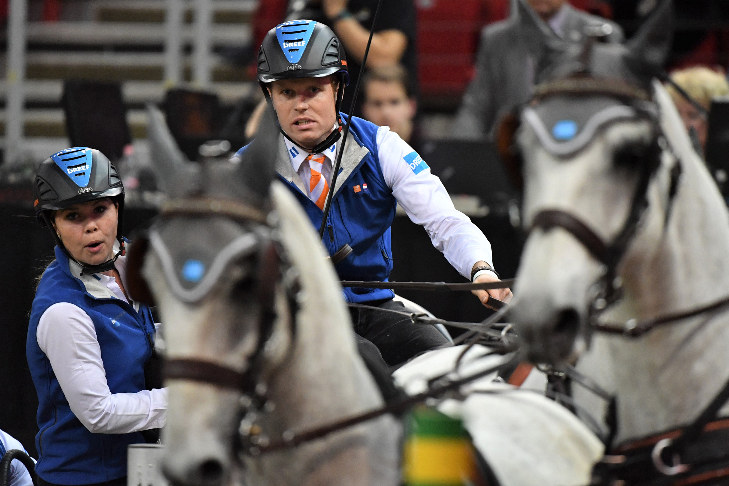 Fei World Cup Driving™ Budapest