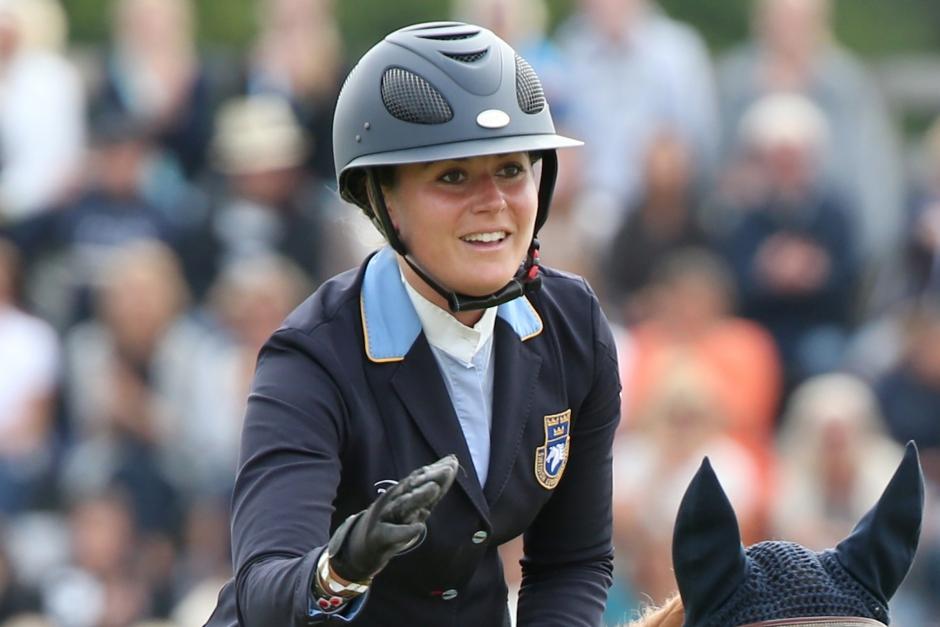 Femstjärnig seger till Charlotte McAuley