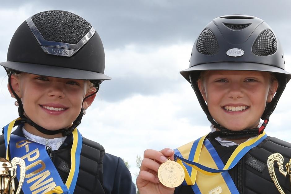 Ebba och Thea GP-placerade internationellt